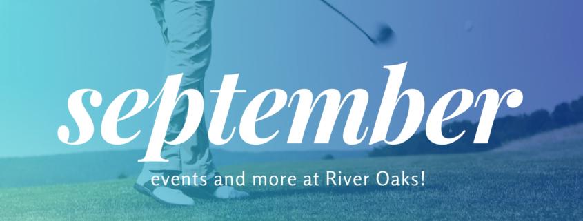 September - River Oaks Golf Course - Cottage Grove