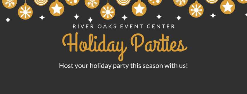 Holiday Parties - River Oaks Golf Course - Cottage Grove