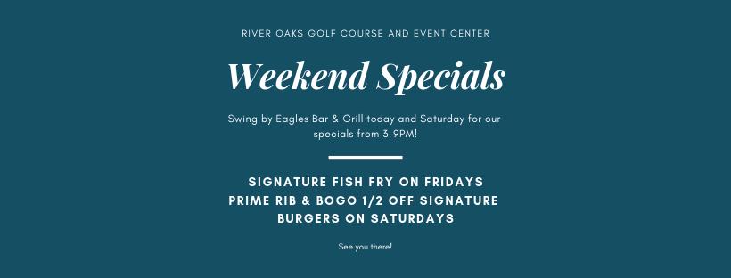River Oaks Golf Course - Cottage Grove