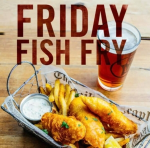Friday Fish Fry - River Oaks Golf Course - Cottage Grove