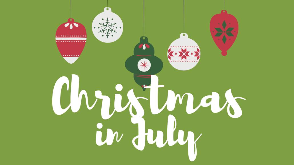 Christmas In The Oaks 2019.Christmas In July Sale River Oaks Municipal