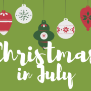 Christmas In July - River Oaks Golf Course - Cottage Grove