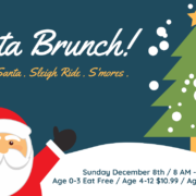 Santa Brunch - River Oaks Golf Course - Cottage Grove