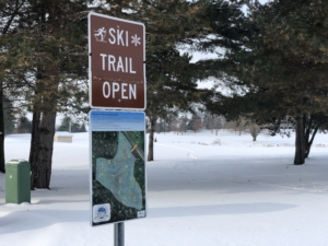 Ski Trail Open - River Oaks Golf Course - Cottage Grove