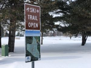 Ski Trail Open - River Oaks Golf Course - Cottage Grove