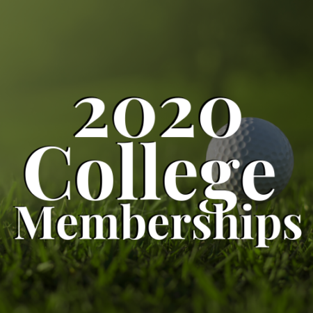 College Memberships - River Oaks Golf Course - Cottage Grove