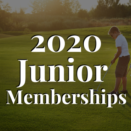 Junior Memberships - River Oaks Golf Course - Cottage Grove