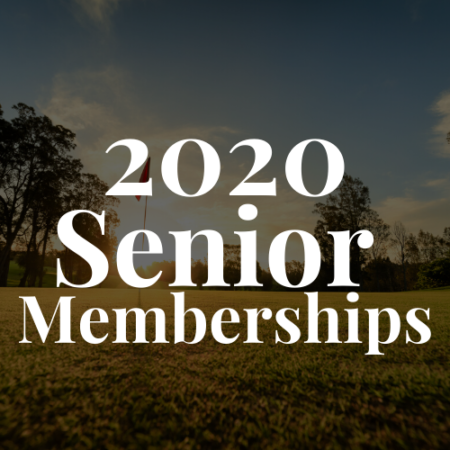 Senior Memberships - River Oaks Golf Course - Cottage Grove