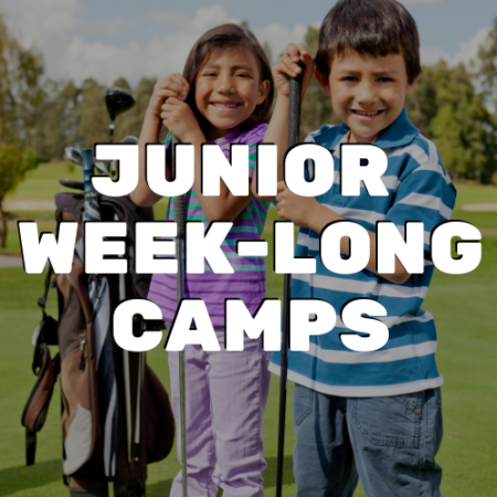 Junior Week-Long Camps - River Oaks Golf Course - Cottage Grove