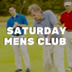 Saturday Men's Club - River Oaks Golf Course - Cottage Grove